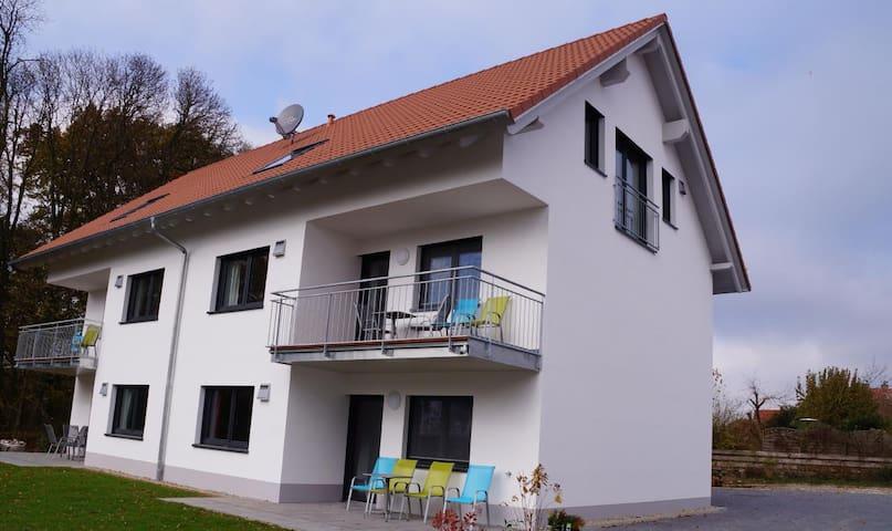 Ferienhof Lohr Urlaub auf dem Bauernhof - Bibertal - Apartamento