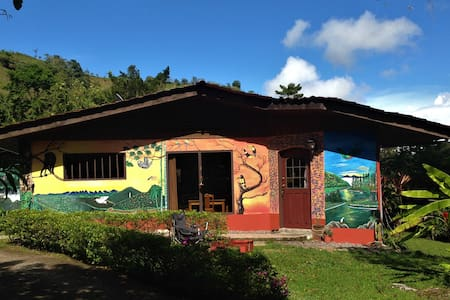 Weekly or long-term rental near Turrialba Volcano