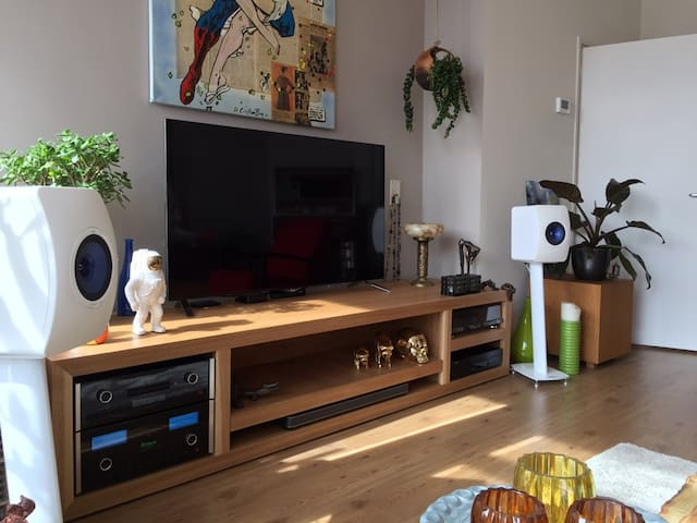 Bright and cozy apartment in The Hague! - Den Haag - Apartamento