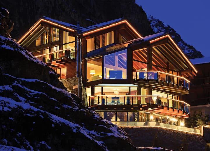 Chalet Zermatt Peak  - Own Chef & Stunning View