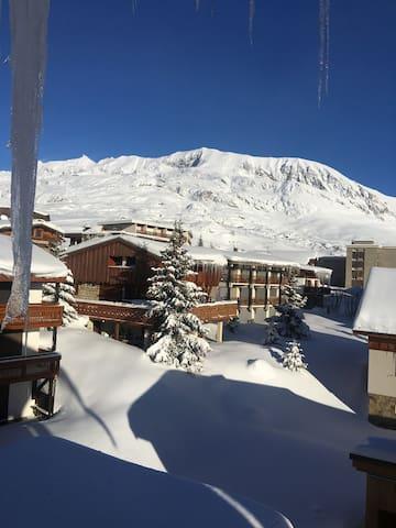 Charmant studio au coeur de la station Alpe d'Huez
