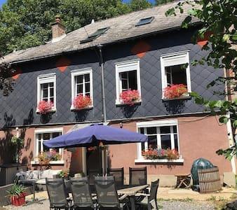 La Fosse bleue, Chambre d'hotes Franse Ardennen k2