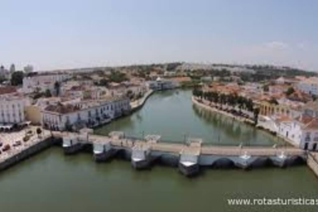 ponte romana - rio gilão