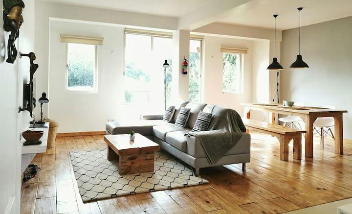 Neo Modern Thamel Apartment 2BHK