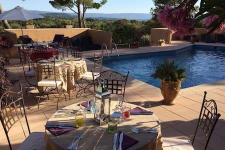 Art de vivre et quiétude dans un Mas en Provence - Roussillon