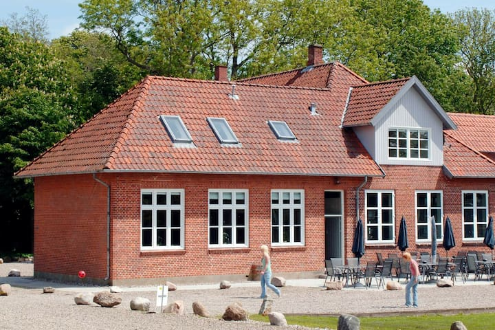 37 person holiday home in Bolderslev