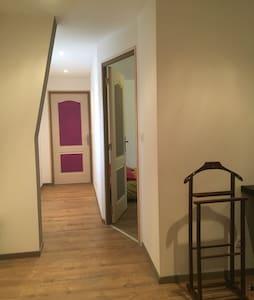 Chambre + salle de bain privée - Billy-Montigny - Таунхаус