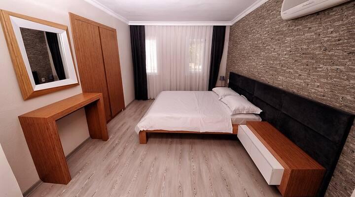 HANEDAN BEACH HOTEL DE KİRALIK VİLLA