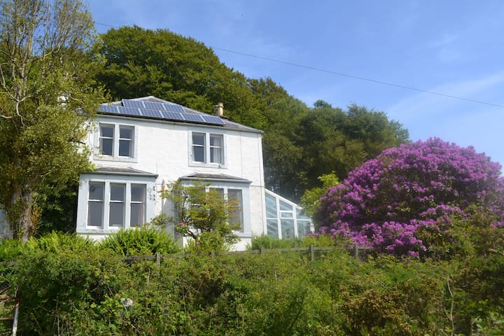 Large family home in rural Kirkcudbrightshire