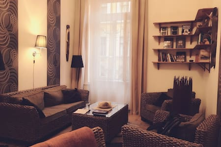 Parliament Dunabe cozy bright flat - Appartement