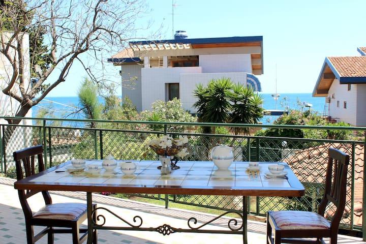 Lovely Seaside Sicilian Villa - Aci Castello - Ev