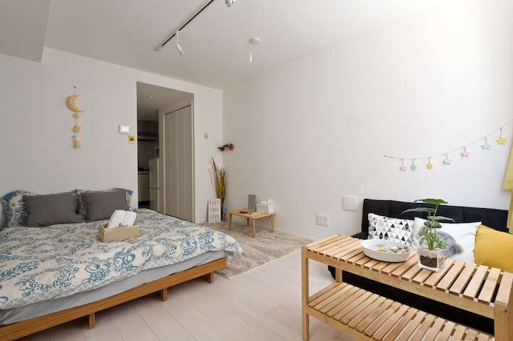Tokyo new build apartment/Kuramae Sta 4mins - Taitō-ku - Apartment