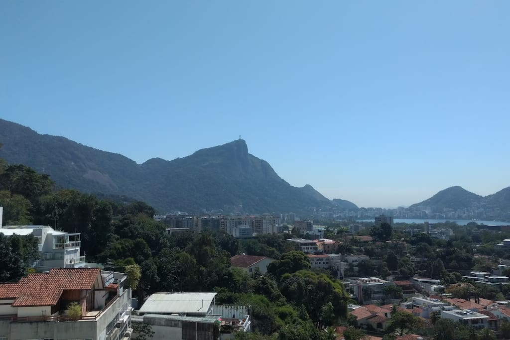 Our view from living room - Nossa vista da sala