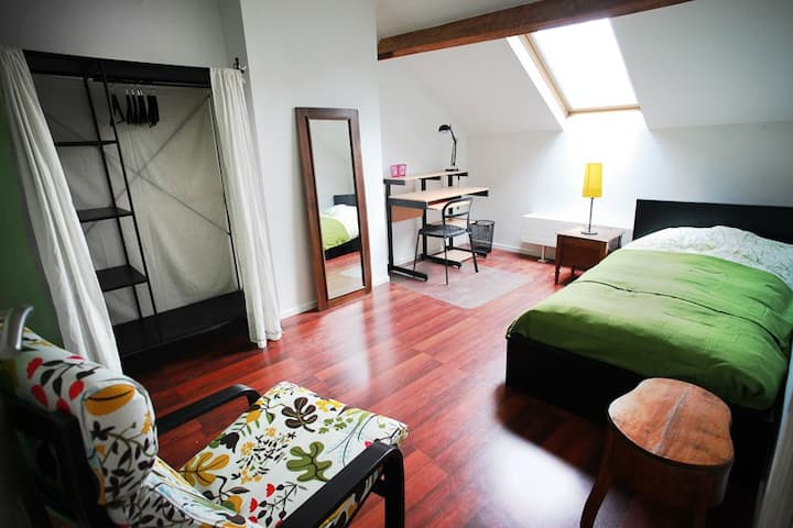 Room in a friendly shared house (4)