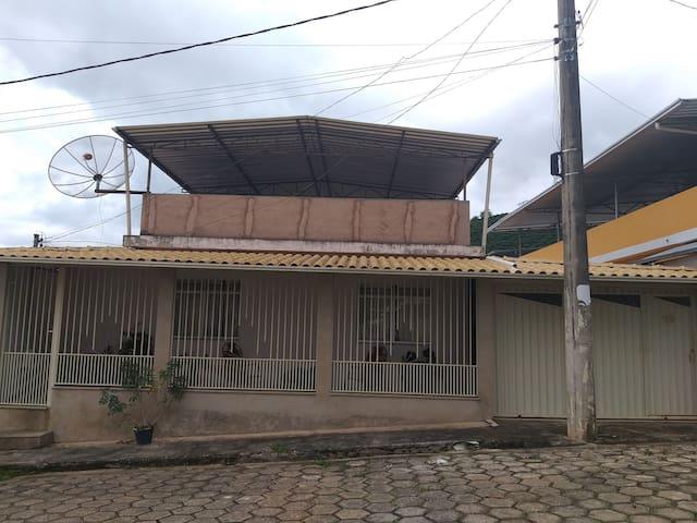 Casa em Alto Caparaó- Minas Gerais