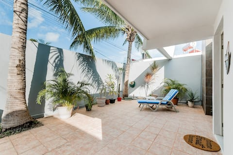 Newly remodeled house in central Cancun