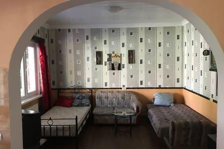 Просторные двухкомнатные апартаменты