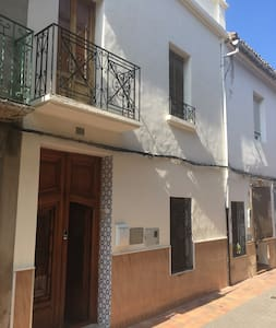 Traditional Spanish townhouse - Beniarjó - Huis