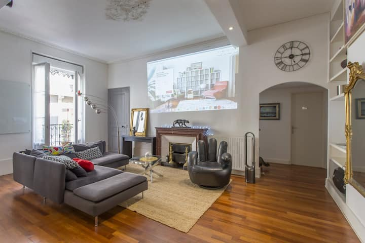 Luxury apartment in Grenoble