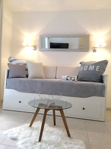 Coquet studio les pieds dans l'eau - Roquebrune-Cap-Martin - Apartment