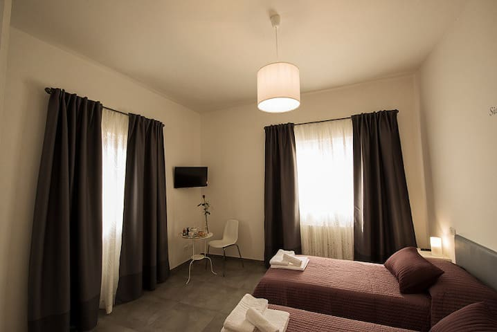 B&B La veranda di Gio' - Twin-bed double room