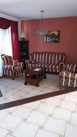 Casa16, Condomnum LasMarias near Antigua Guatemala - Santiago Sacatepéquez - House