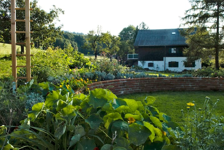 Urlaub im Traumgarten Tannberg! - Gemeinde Lochen - 獨棟