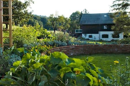Urlaub im Traumgarten Tannberg! - Gemeinde Lochen - House