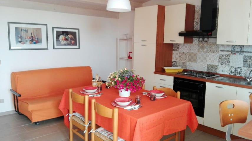 Il Gelso Bianco - Casuzze  - Lejlighed