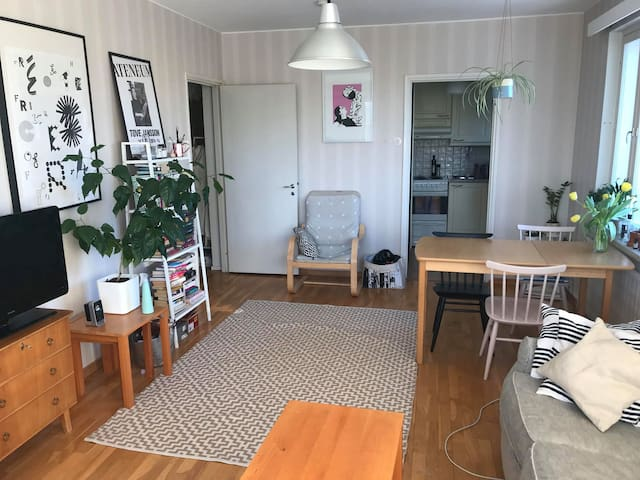 Cozy studio near metro