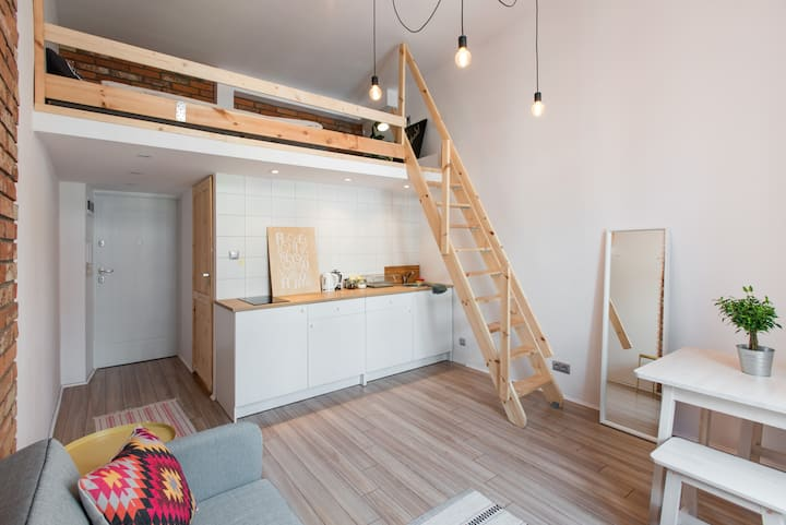 ♡ Cosy flat in the best location - city centre ♡