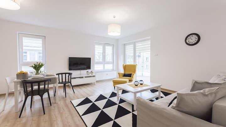 VacationClub - Solna 11 Apartment C103