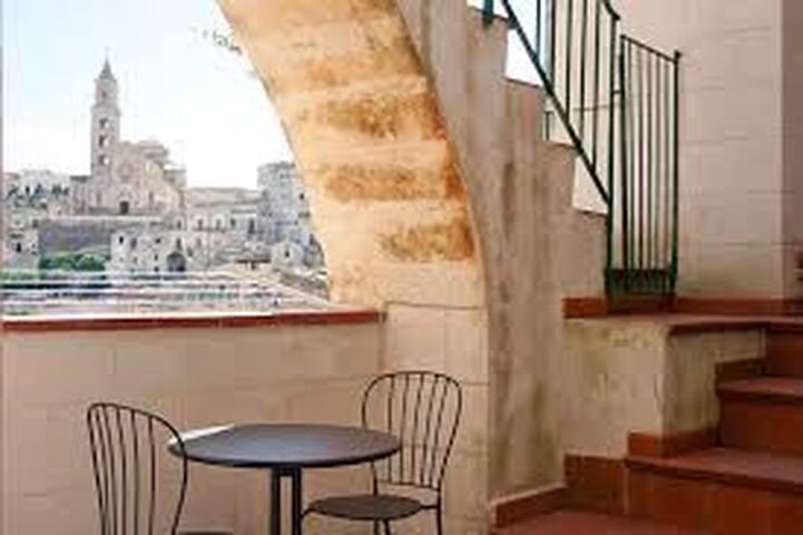 Casa Grotta Sognare Matera - Matera - Casa de vacaciones