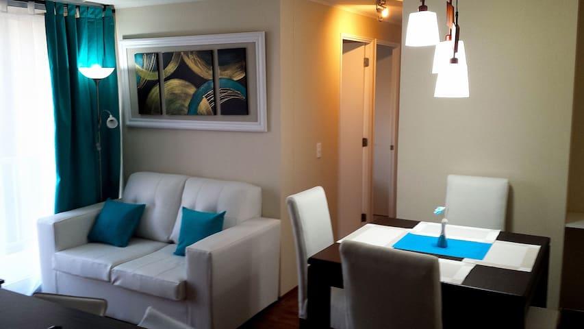 Departamento 3 Dormitorios y estacionamiento - Santiago - Wohnung