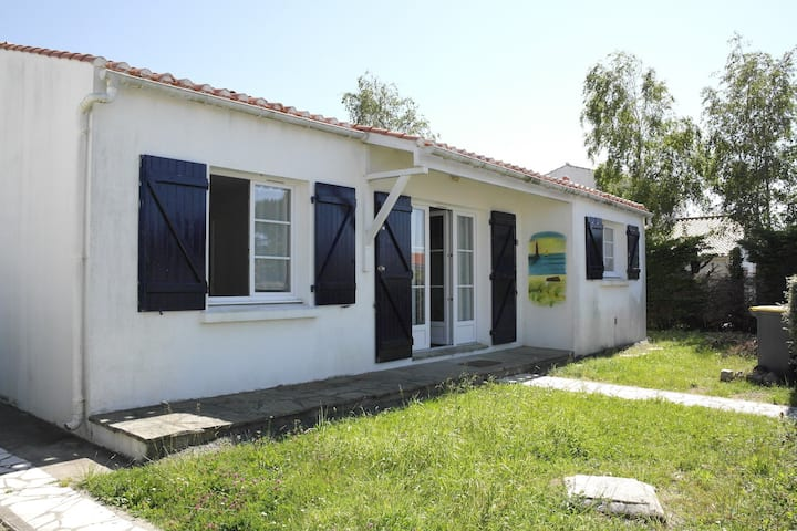 Ideal holidays home at the heart of Saint-Hilaire-de-Riez