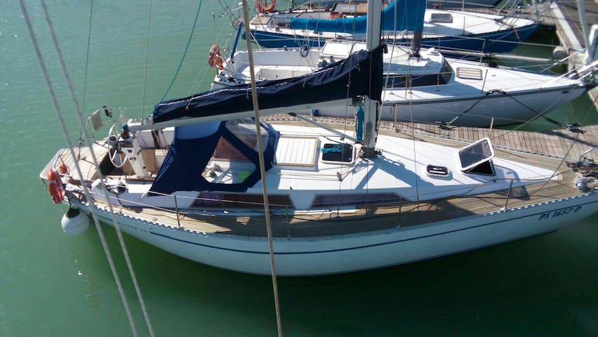 Boat & Breakfast in barca a vela
