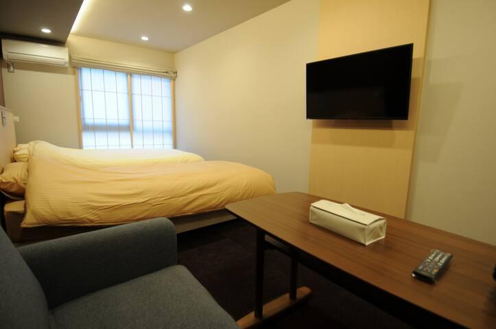 فندق هيز كيوتو قلعة نيجو ★104★ الطراز الياباني