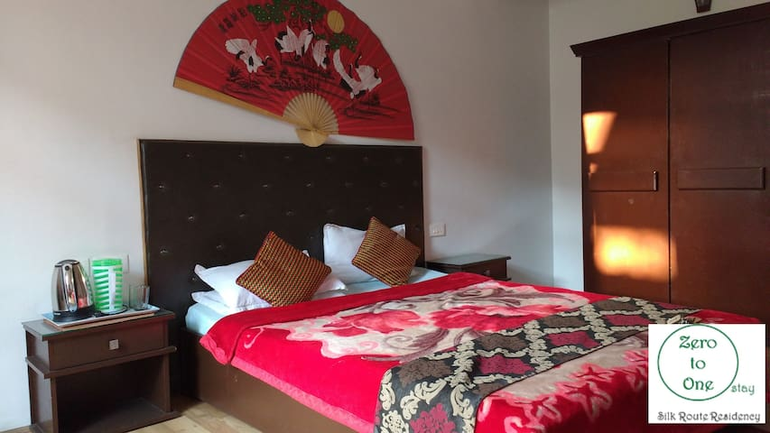 Cozy 3BDR dlx away from busy city - Gangtok - Appartement