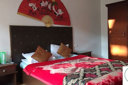 Cozy rooms away from the busy city - Gangtok