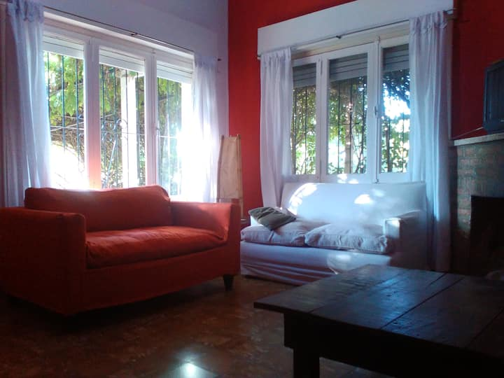 Confortable and fresh house for the best holidays