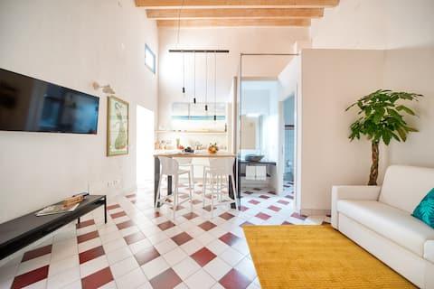 Suite Anbegia Ortigia - terrazzino privato