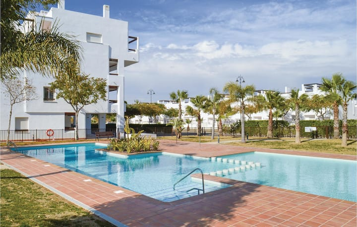 Holiday apartment with 2 bedrooms on 60m² in Alhama de Murcia
