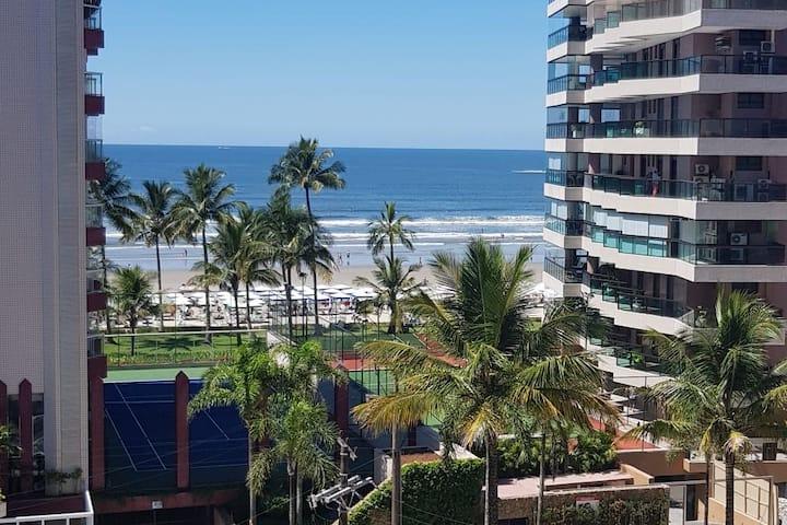 Duplex flat with sea view - Riviera beach