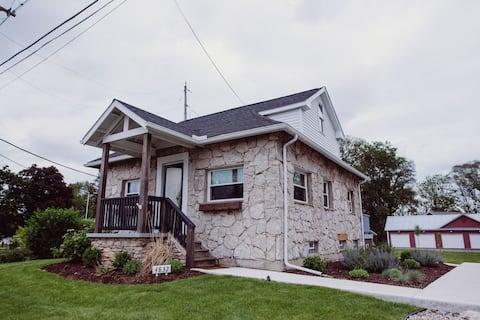Sarah's Stone House