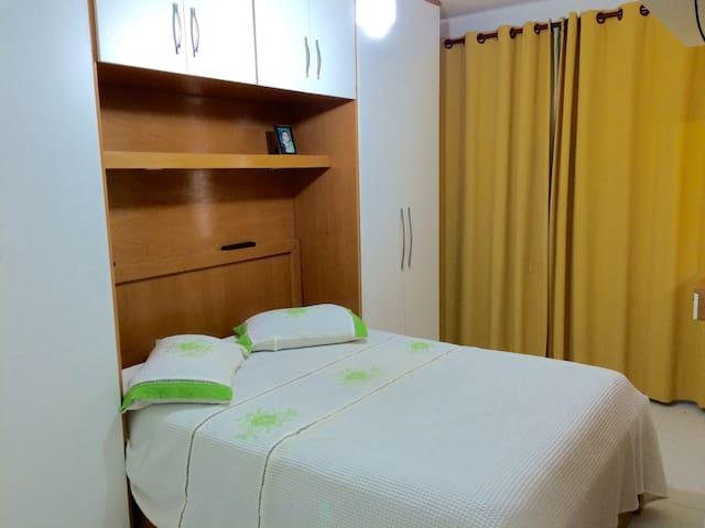 Apartamento familiar completo em condomínio - Rio de Janeiro