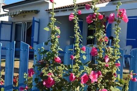 Grand duplex iodé - Longeville-sur-Mer - Σπίτι