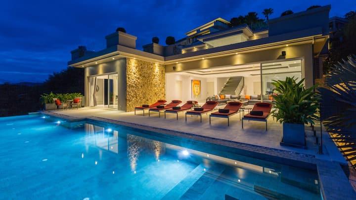 70% off Villa Rezia - STUNNING 270° SEA VIEWS