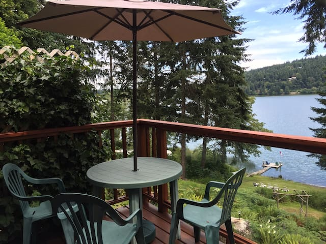 Maple Cottage on Salt Spring Island - Salt Spring Island - Kabin