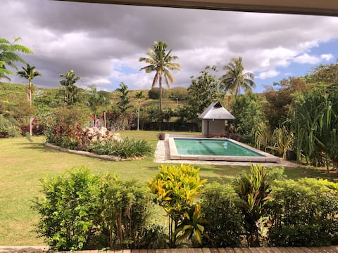 Timoa Retreat - Private Pool, FREE parking