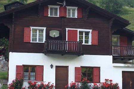 Studio im Geburtsort von Cäsar Ritz